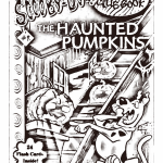 Coloring pages for halloween free
