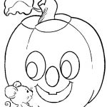 Free coloring pages for halloween