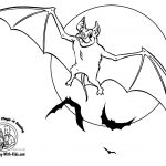 Halloween coloring page disney