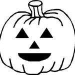 Halloween coloring printable