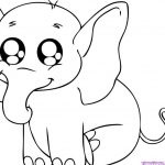 Coloring pages cute animals