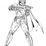 Free coloring pages star wars