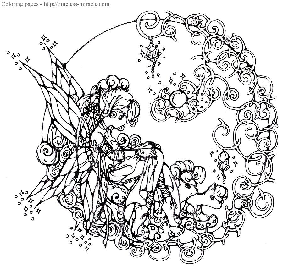 - Intricate Coloring Pages For Adults - Timeless-miracle.com