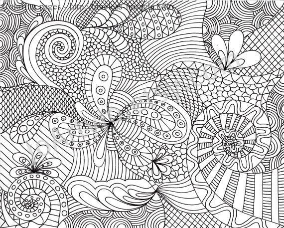 - Intricate Coloring Pages Printable - Timeless-miracle.com