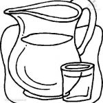 Water coloring pages