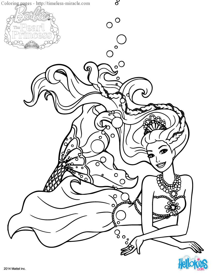 kleurplaat mako mermaids kids n fun de 29 ausmalbilder von