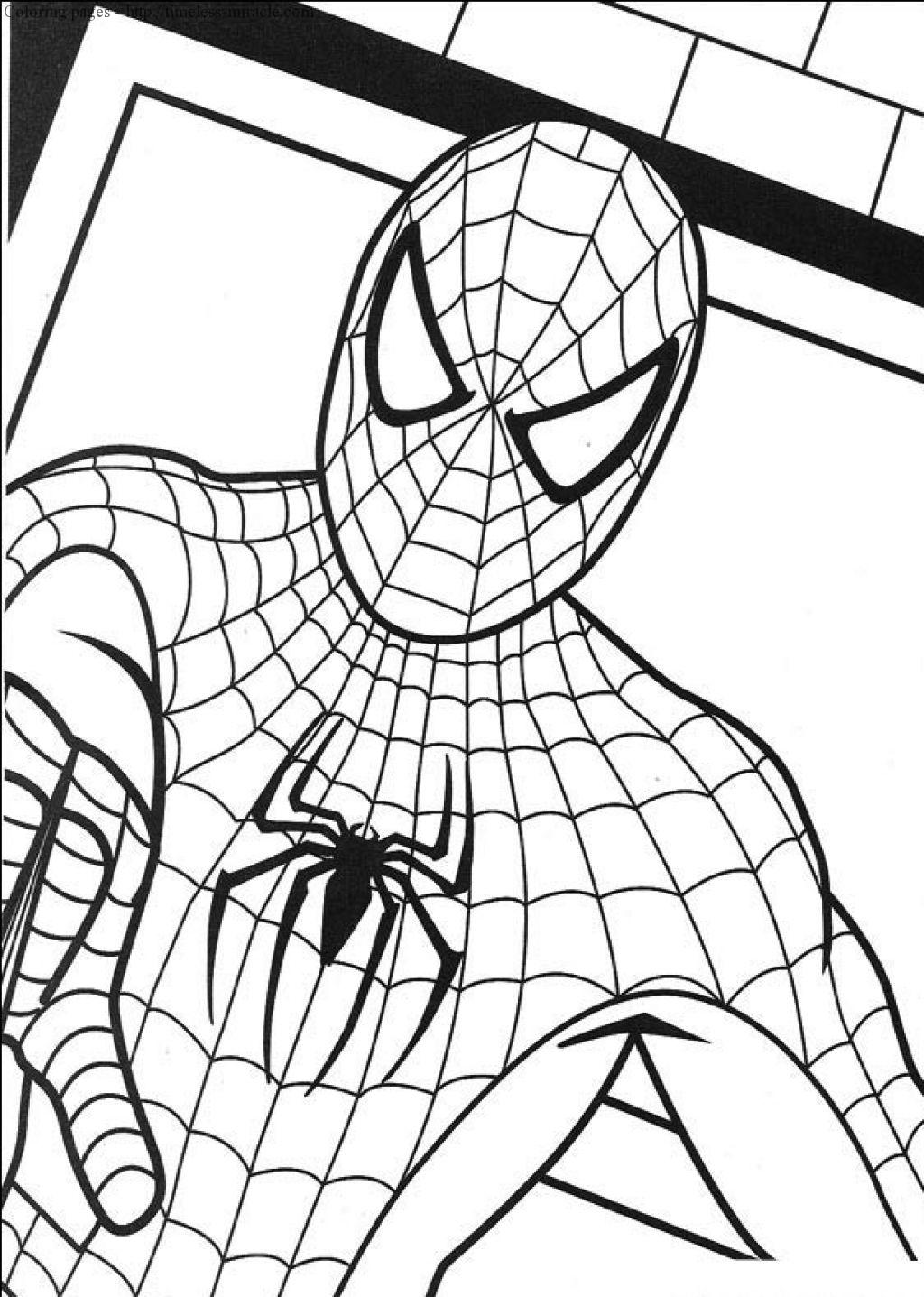 Spider man 2 coloring pages timelessmiracle