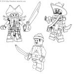 Lego movie coloring page