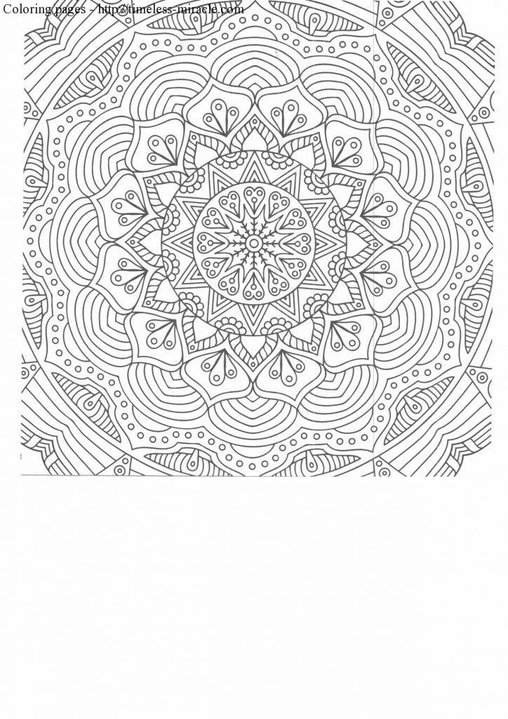 Free intricate coloring pages Adult  coloring page free (printables)