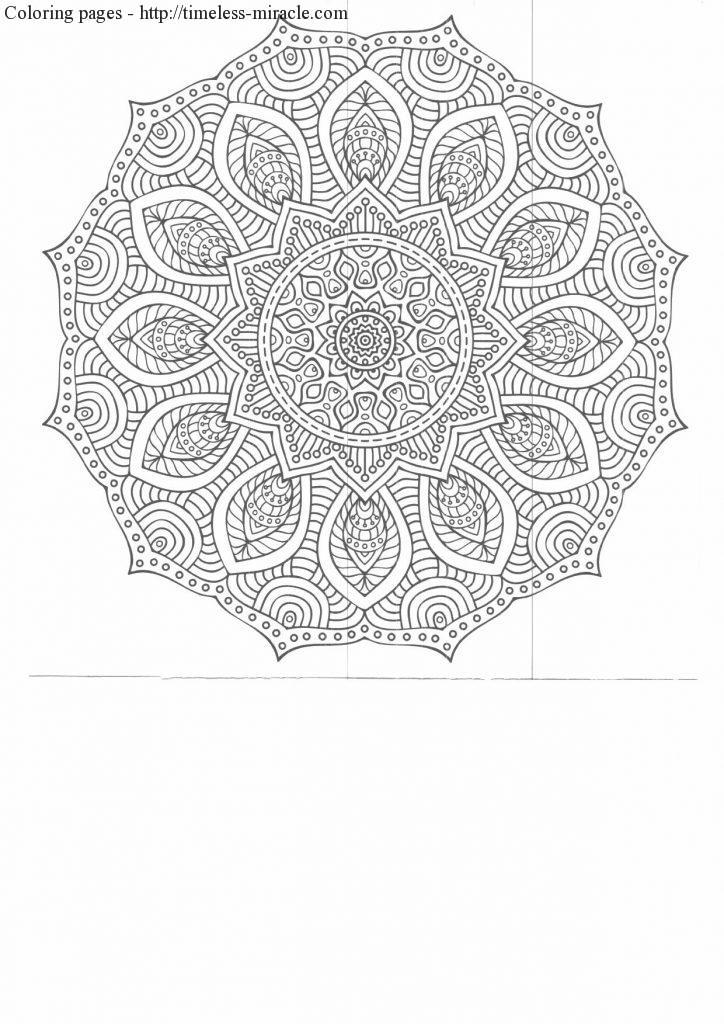 coloring page for adults printable