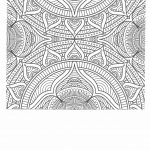 Coloring page for adults free