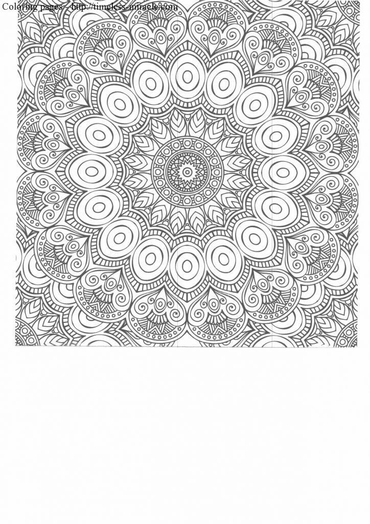 anti stress coloring book pages
