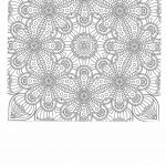 Coloring pages for adults difficult