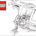 Lego colouring pages new collection