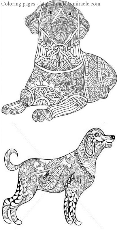 Cool design coloring pages