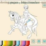 Online colouring pages for kids