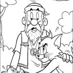 Conflict resolution coloring pages