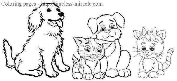 Cool coloring pages for kids