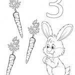 Number coloring pictures