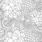 very hard coloring page
