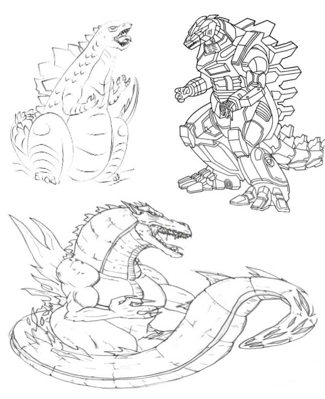Godzilla images free