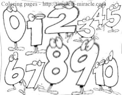 123 coloring pages